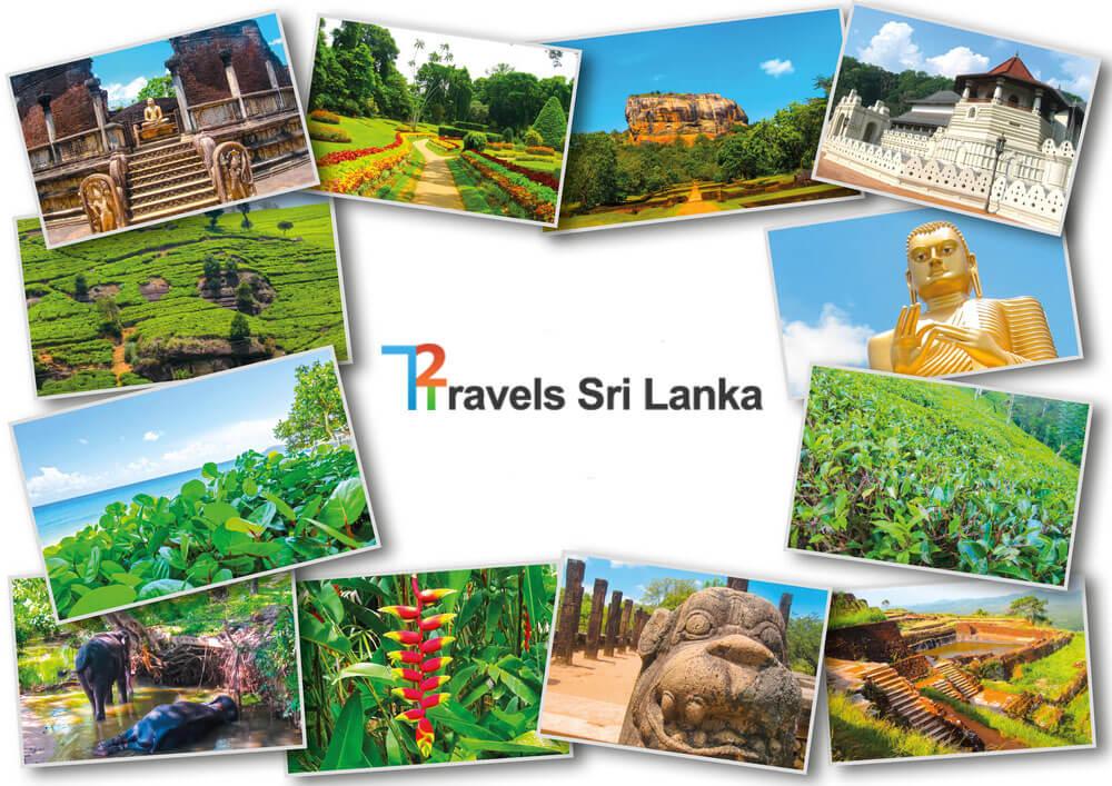 agents de voyage Sri Lanka